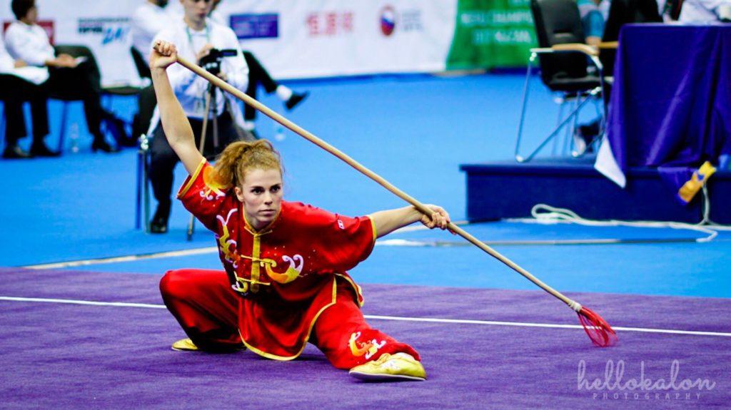 14th World Wushu Championship