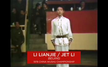 Jet Li / Li Lianjie 1978 China Wushu