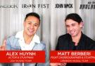 Alex Huynh and Matt Berberi: Wushu and Stunts